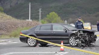 Бебе загина при тежка катастрофа, Лютви Местан е управлявал другата кола