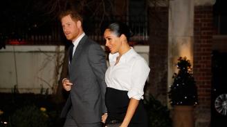 Британците продължават със залозите за име на бебето на принц Хари и Меган Маркъл
