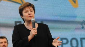Кристалина Георгиева: Световната икономика може да се възстанови през следващата година