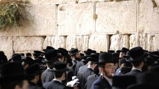 Хиляди поклонници отбелязаха празника Палмова неделя в Ерусалим