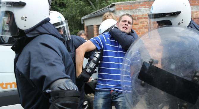 Датската полиция арестува 23-ма души след размирици в Копенхаген
