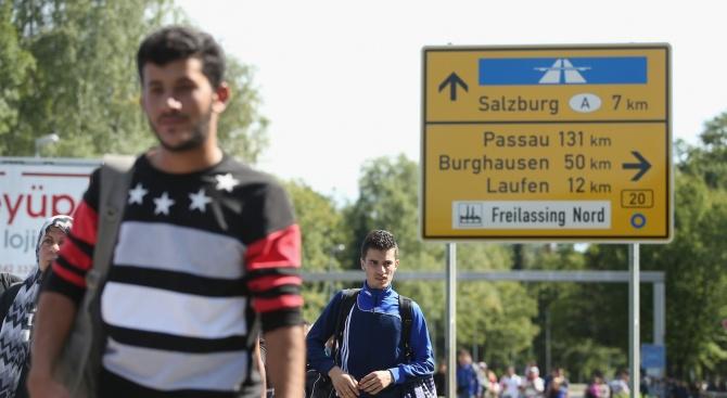 Ръстът на живеещите в Германия чужденци се е забавил през 2018 г.