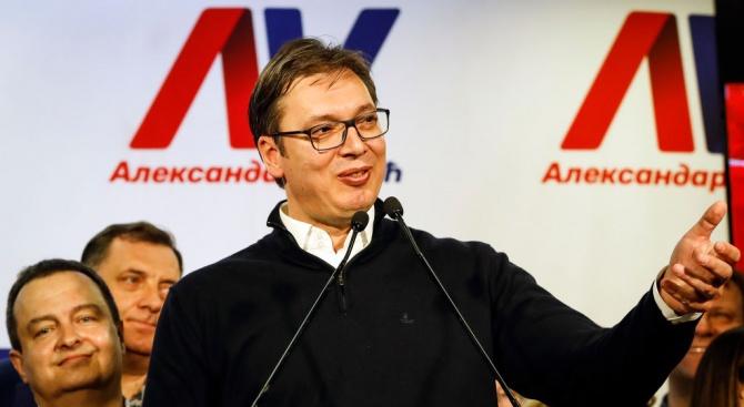 Александър Вучич ще се срещне с Путин в Пекин