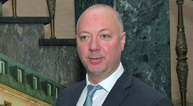 Министърът на транспорта Росен Желязков посети Свищов