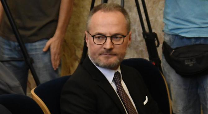 Председателят на Върховния касационен съдЛозан Панов не е съгласен спредложенията