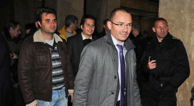 Евродепутатът и заместник-председател на ВМРО Ангел Джамбазки с коментар относно
