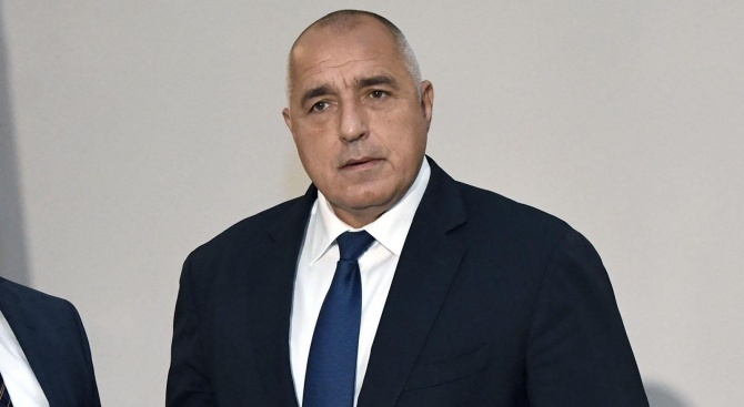Премиерът Бойко Борисов изпрати съболезнователни телеграми до канцлера на Германия