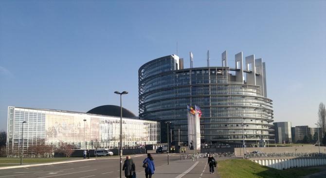 ГЕРБ и БСП с равен брой места в следващия европарламент, сочи проучване