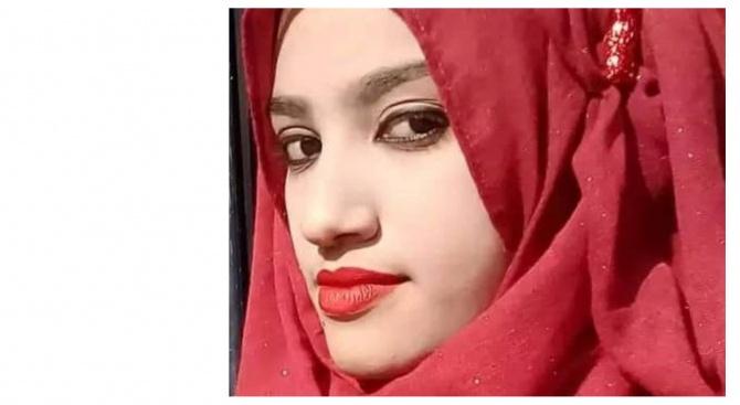 Тя е Рафи, на 19. Изгориха я жива, защото се оплака от сексуално насилие