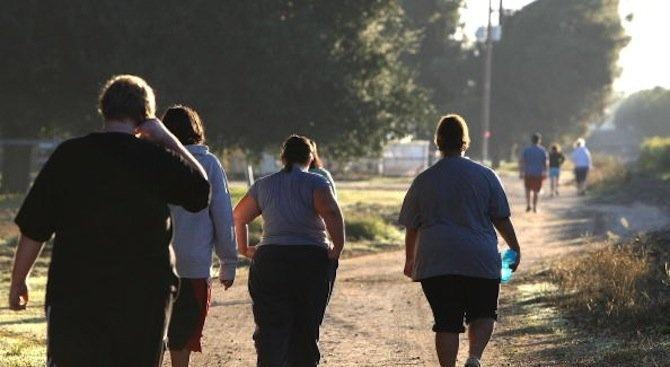 Снимка: Генетичен тест прогнозира риска от затлъстяване на средна възраст