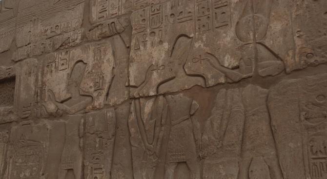 Археолози откриха в Луксор гроб на 3500 години