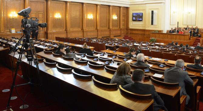Министри ще отговарят на депутатски въпроси и питания