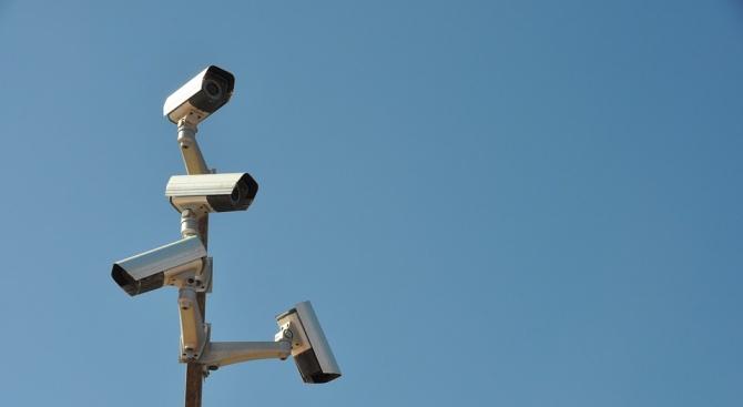 Нови камери за видеонаблюдение са инсталирани в Свищов