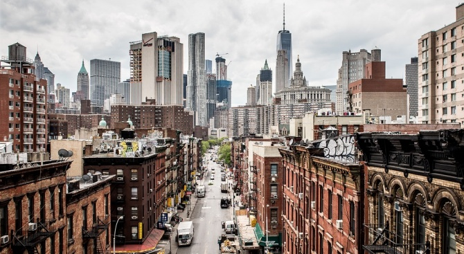 Снимка: Изненадващо понижение на жилищното строителство в САЩ към двугодишно дъно