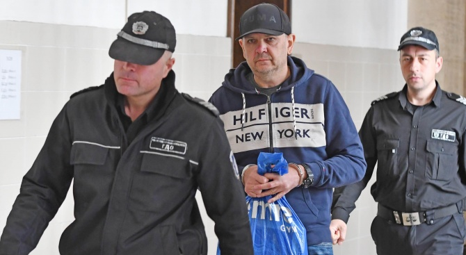 Снимка: Гледат делото срещу украинеца, обвинен за атентата срещу Алексей Петров