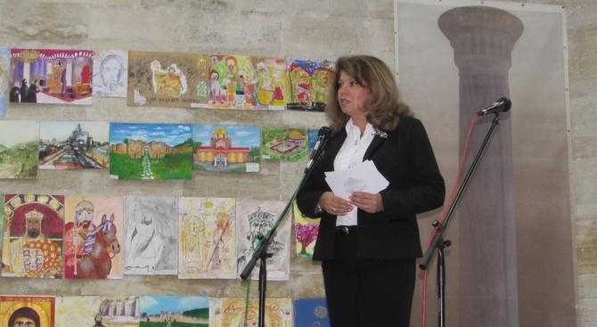 Вицепрезидентът: Единението на българите е залог за Златен век, надхвърлящ физическите граници на времето