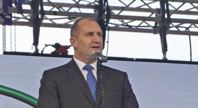 Румен Радев открива спортен празник в София