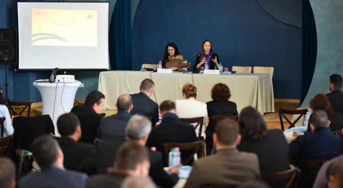 Снимка: Над 130 предприемачи събра във Варна регионален форум за бизнес и инвестиции