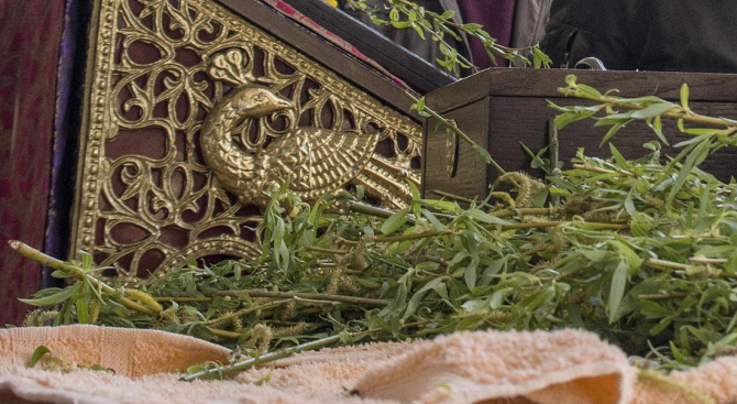 Българската православна общност в Истанбул днес по стара традиция отпразнува