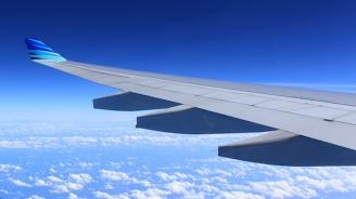 Най-големият самолет в света разви скорост от 304 км/ч при първия си полет