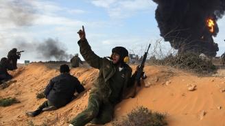 Бойно поле Триполи: 150 жертви