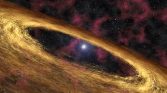 Специалисти обясниха необичаен сигнал от космоса с раждане на магнетар