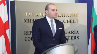 Грузинският премиер: България е в топ 10 на нашите търговски партньори