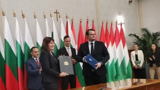 НКИЗ и Асоциацията на индустриалните, научните, иновационните и технологичните паркове в Унгария подписаха Меморандум за разбирателство