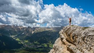 Пренасяна по въздуха микропластмаса замърсява планините