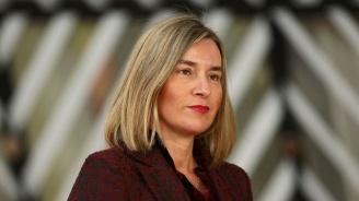 Могерини: ЕС отказва да признае суверенитета на Израел върху Голанските възвишения