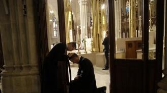 Отец Валтер: За Великден пожелавам на хората да намерят решението на своите проблеми