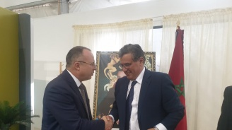 Румен Порожанов обсъди с мароканския си колега Азиз Ахануш възможностите за увеличаване на стокообмена