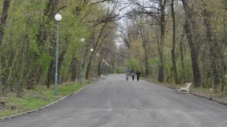 """Нова зелена зона допълва разширението на парк """"Лаута"""" в Пловдив"""