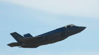 Япония и САЩ дирят от седмица изчезнал изтребител Ф-35