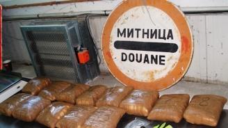 Спипаха над 13 кг метаамфетамин на Дунав мост 2