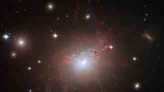 Учени откриха най-ранната молекула във Вселената