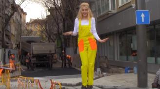"""Щерката на Ваня Щерева възпя ремонта на """"Графа"""""""