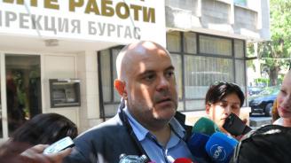 Иван Гешев за Лозан Панов: Объркан е, крадецът вика дръжте крадеца