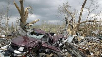 Бури в южната част наСАЩ взеха пет жертви