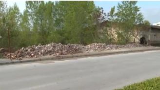 Военната прокуратура пое разследването за срутилата се стена, която уби човек