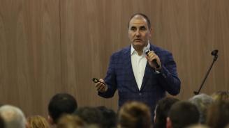 Цветанов: Ролята на баща е призвание и отговорност