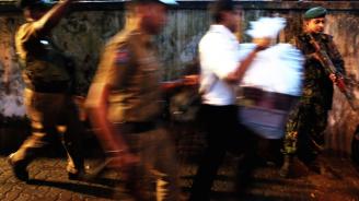 130 загинали и 280 пострадали при експлозии в църкви в Шри Ланка