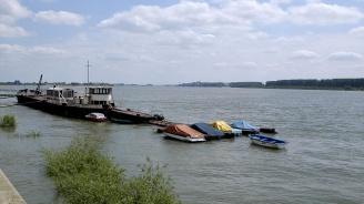 Намалява броят на сериозните нарушения на капитани на кораби по Дунав