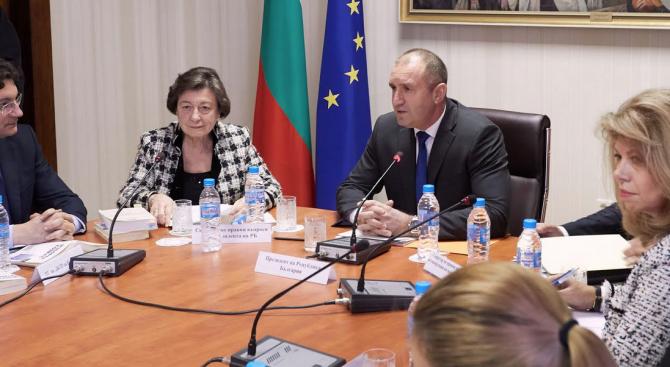 Президентът Румен Радев ще посети община Тунджа