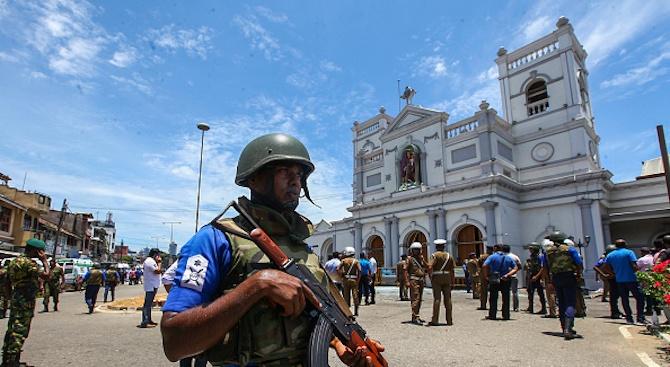 Снимка: Консулът ни в Делхи с последна информация след кървавите атентати в Шри Ланка