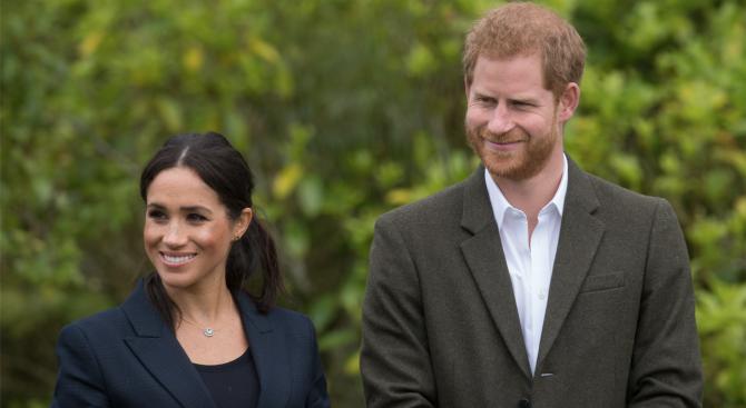 Принц Хари и Меган може да се преместят в Африка след раждането на детето