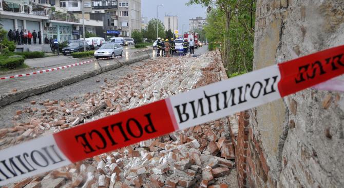 Комисия от Хасково започна проверка за опасни сгради