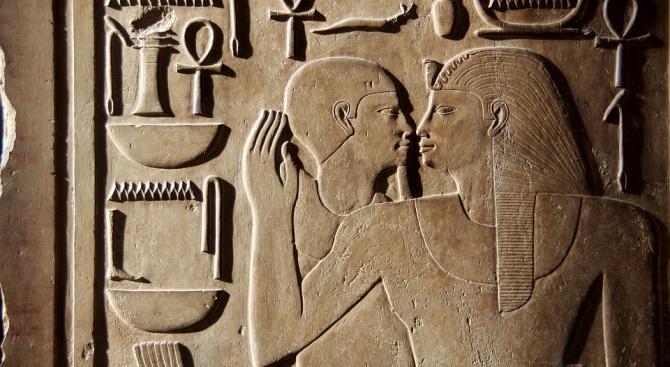 Снимка: Разчетоха клинопис от 713 г. пр. Хр. от времето на асирийския цар Саргон Втори