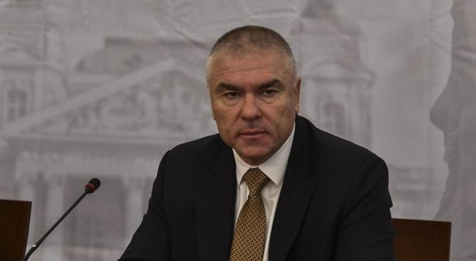 Снимка: Марешки: България за нас е храм и искаме да изгоним търговците