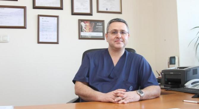Спасиха крака на млад мъж с Бехтерев след 3D операция